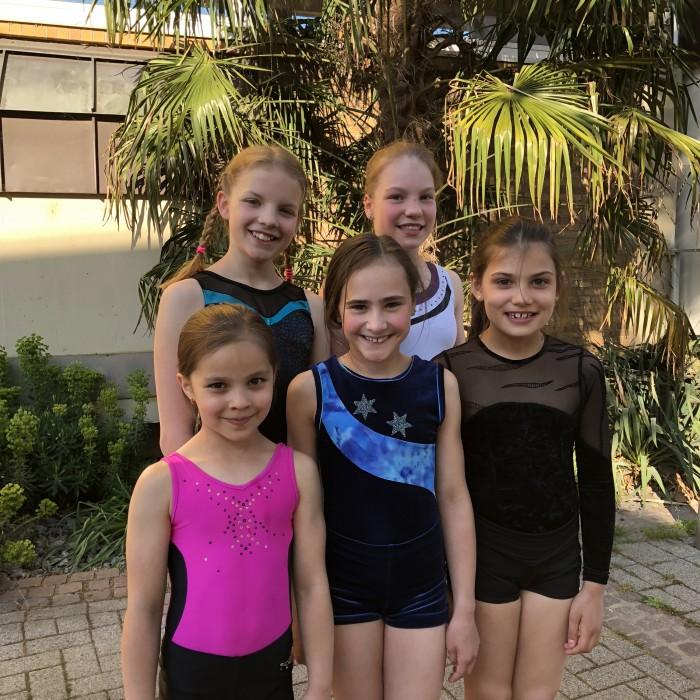 Sensationeller Start der Edigheimer Turnerinnen ins Jahr 2018