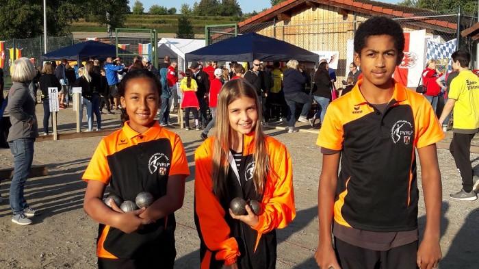 Deutsche Meisterschaft der Jugend in Ettenheim
