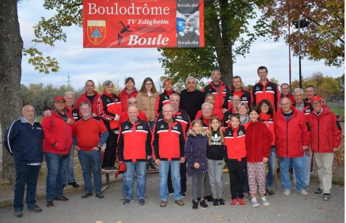 Boule-/Pétanquegruppe
